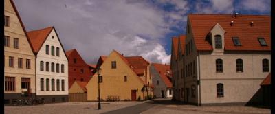 lokal engelsk liten nära Malmö
